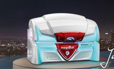 Megasun seria Alpha 8000 alpha deluxe Hybrid