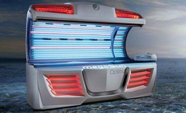 Aparat de bronzat Megasun seria Omega model Optima