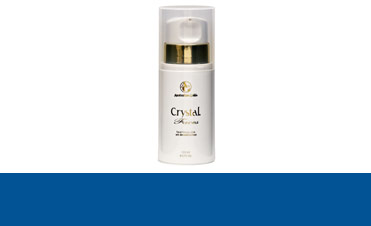 Creme de bronzat Product Line - Ultra Line - Crystal Faces