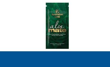 Creme de bronzat Product Line - Aloe Collection - Aloe Mate