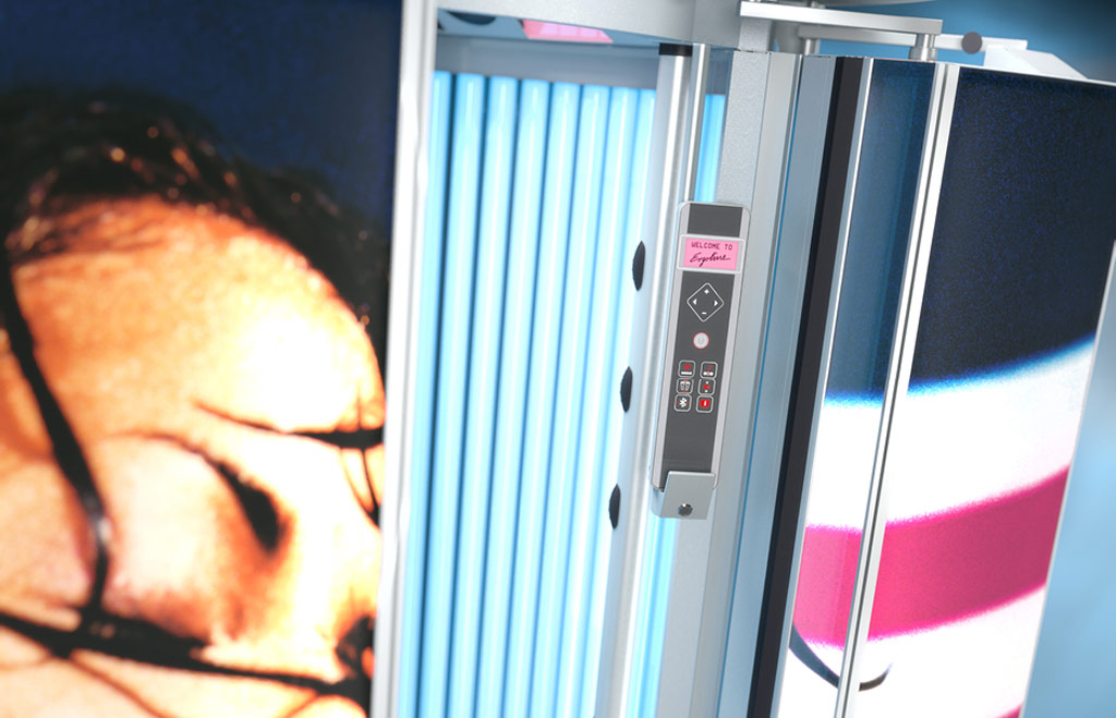 Ergoline Sunrise 6200 design inovator