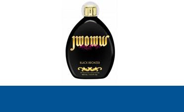 Creme de bronzat JWOWW Lotions & Tanning Products - Black-Bronzer